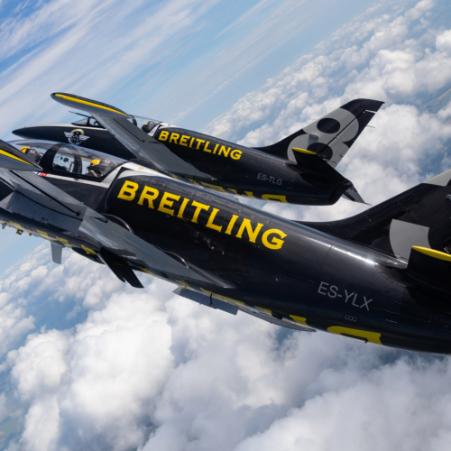 Breitling Jet Team – back to school