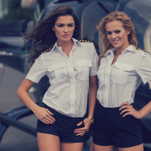 Aviation Girls 2015 – lotnicza sesja zdjęciowa