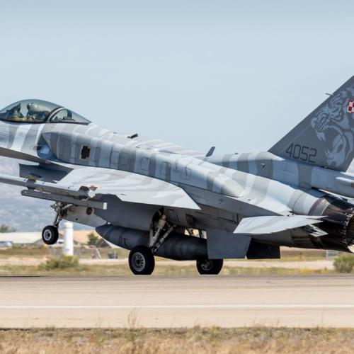 NATO Tiger Meet 2016 – Polskie Siły Powietrzne