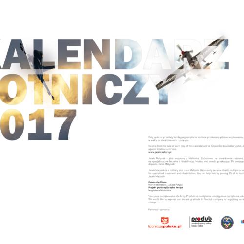 Kalendarz Lotniczy 2017